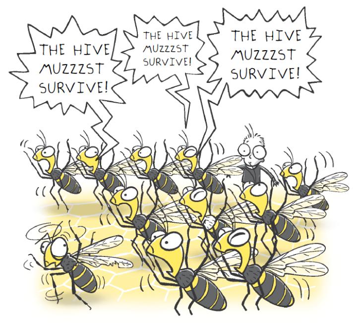 hive survive